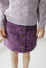 Load image into Gallery viewer, Jamie Kay - Ava Cord Skirt - Lavender