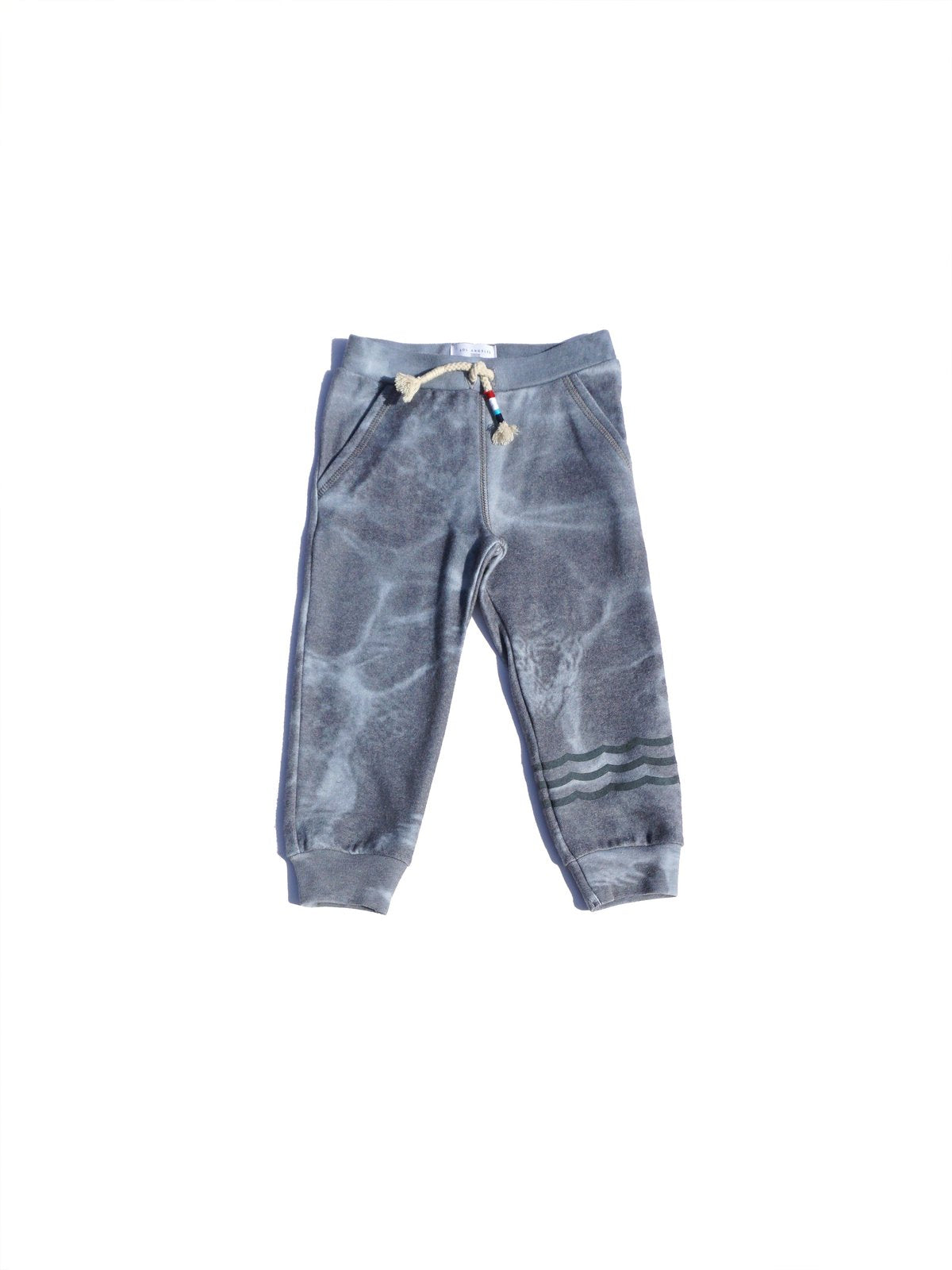 Smokey Waters Hacci Jogger Infant Sol Angeles