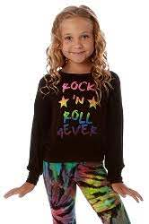 Rock N' Roll 4Ever - Long Sleeve Top