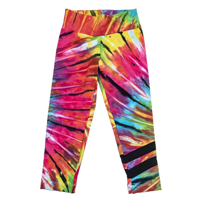 Bright Spider Tye Dye Legging