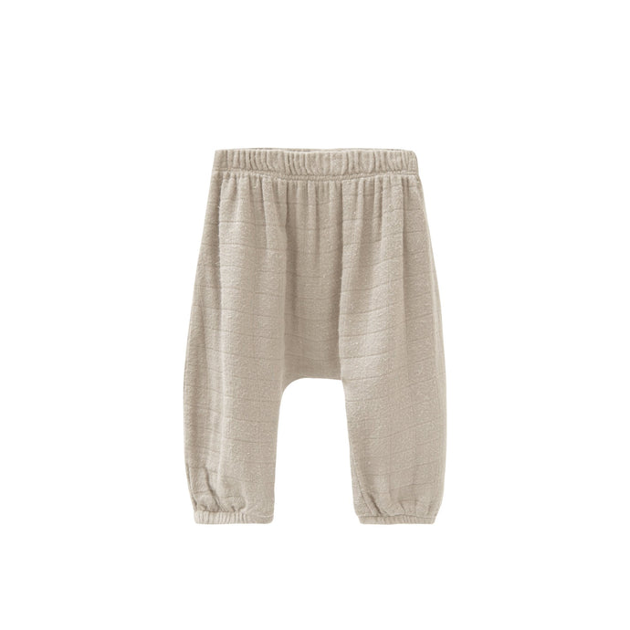 Go Gently Nation - Organic Gauze Baby Pant - Dust