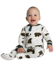 Load image into Gallery viewer, Little Grizzle Babysuit