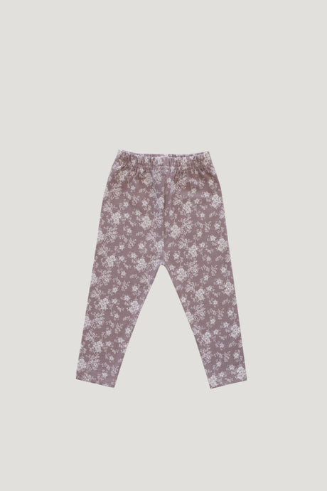 Jamie Kay Organic Cotton Legging Infant - Fawn Floral