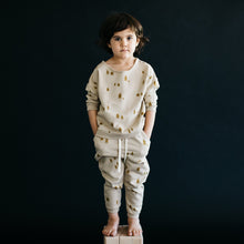 Load image into Gallery viewer, Kidwild Organics Organic Woodland Joggers - Biscuit