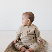 Load image into Gallery viewer, Kidwild Organics Organic Vintage Woodland Sweatshirt - Biscuit