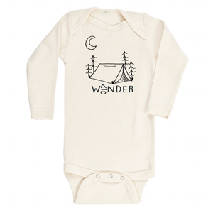 Tenth & Pine - Organic Wander Wonder LS Bodysuit