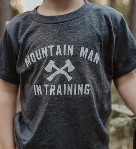 Made of Mountains - Mountain Man Tee