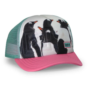 Bigtruck - Original Sublimated Penguins
