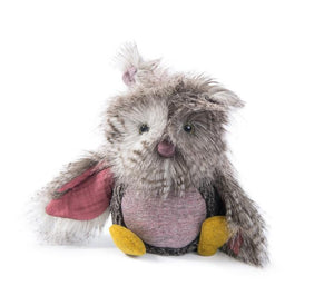 Moulin Roty - Paulette the Owl Plush Animal