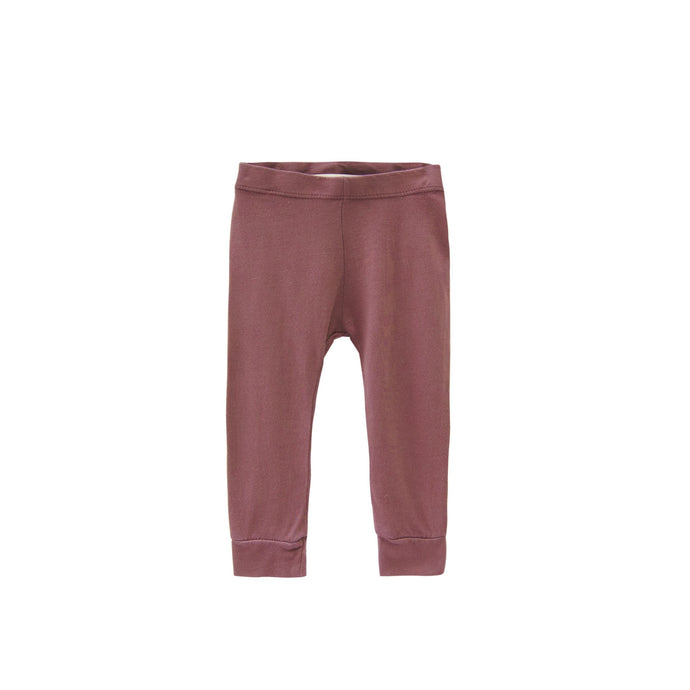 Go Gently Nation - Organic Pencil Pant - Berry