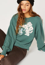 Load image into Gallery viewer, Daydreamer - Tigers Zip Back Sweatshirt