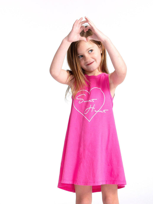 Sol Angeles - Sweet Heart Flounce Dress