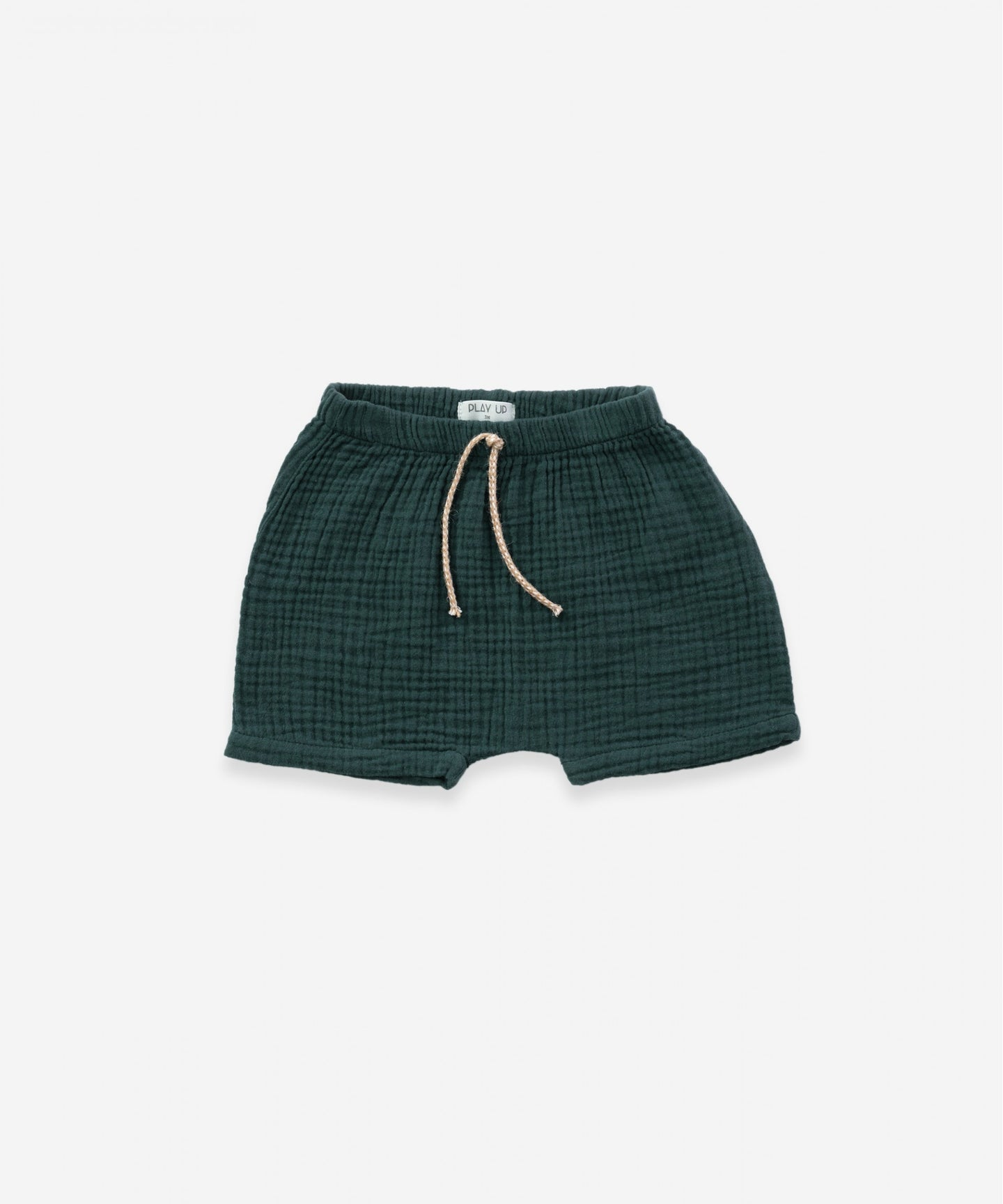 Play Up - Organic Cotton Shorts - Old Glass