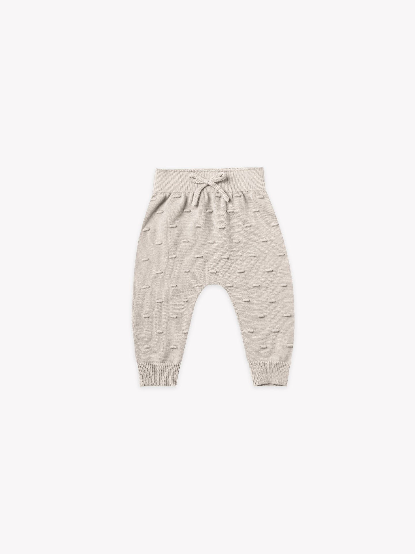 Quincy Mae - Organic Sweater Knit Pant - Fog