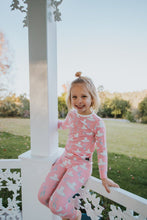 Load image into Gallery viewer, Sweet Bamboo - Bamboo Big Kid Pj's Long Sleeve Top & Bottom - Ballet
