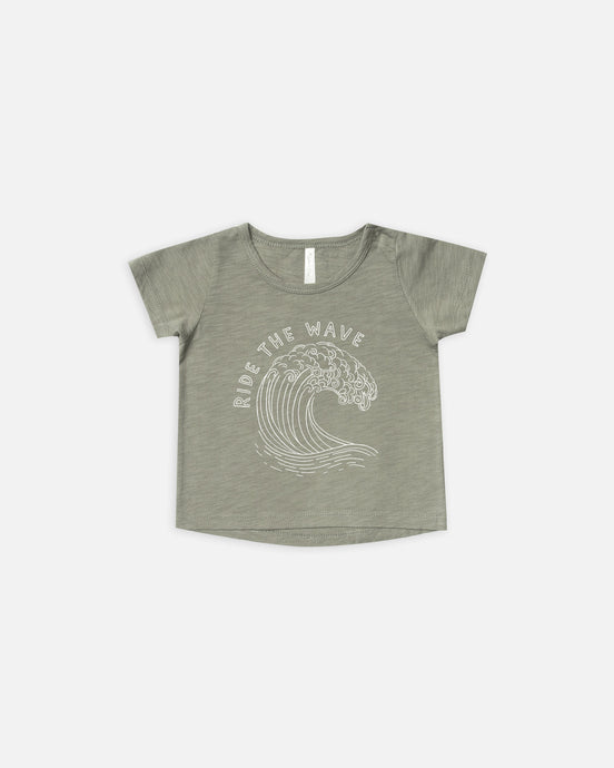 Rylee + Cru Ride The Waves Basic Tee