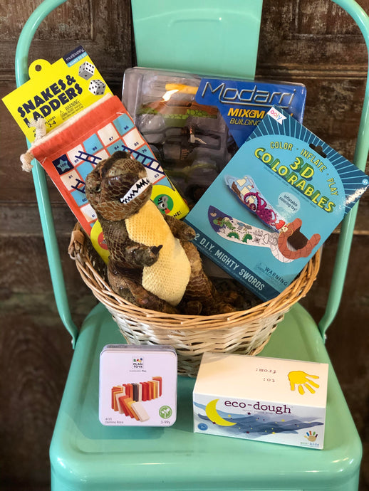 Easter Basket Bundle 4-6 Years Option 10