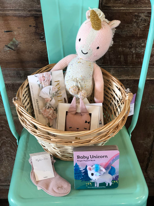 Easter Basket Bundle For Infant 0-1 Years Option 4