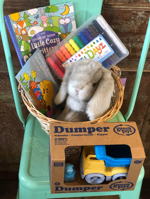 Easter Basket Bundle Toddler 2-4 Option 8