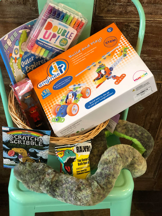 Easter Basket Bundle 3-6 Years Option 9