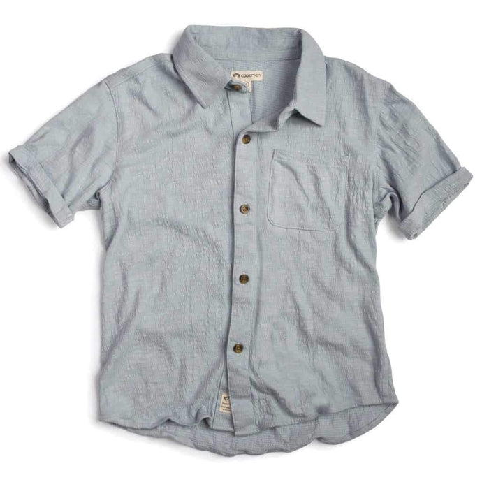 Appaman - Beach Shirt - Aquatic