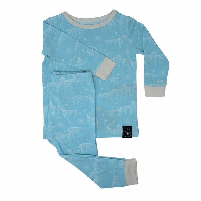 Sweet Bamboo - Pj Set Long Sleeve - Northern Lights