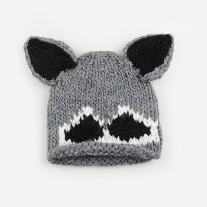 The Blueberry Hill - Roscoe Raccoon Hat