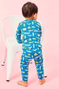 Clover - Bugs Set - Vallarta Blue
