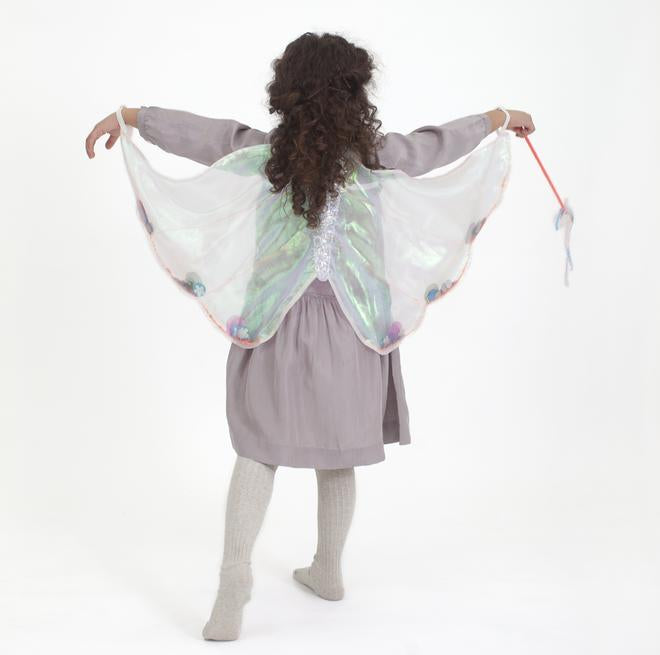 Meri Meri - Sequin Butterfly Wings Dress Up Costume
