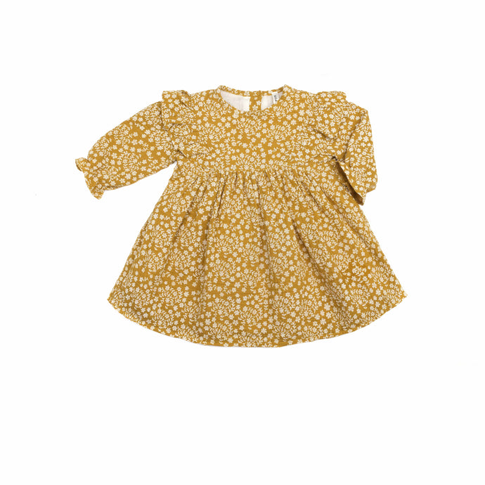 Wild Wawa - Esme Dress - Mustard