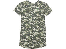 Load image into Gallery viewer, Spiritual Gangster - Gangster Tee Dress - Camo Print
