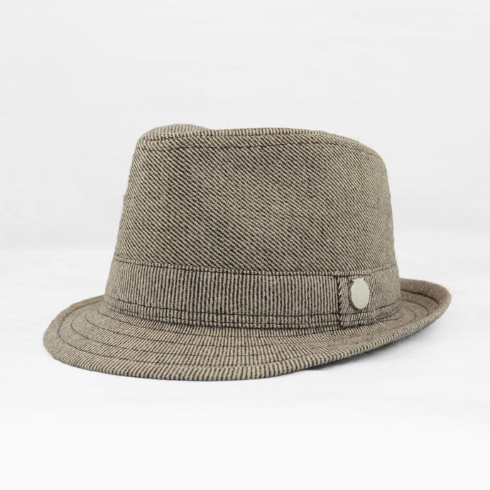 The Blueberry Hill - Carson Tweed Fedora