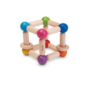 Plan Toys - Square Clutching Toy