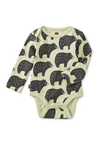 Tea Collection - Bodysuit 3-Pack - Cuddly Cubs