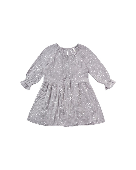 Rylee + Cru - Moondust Sadie Dress - Periwinkle
