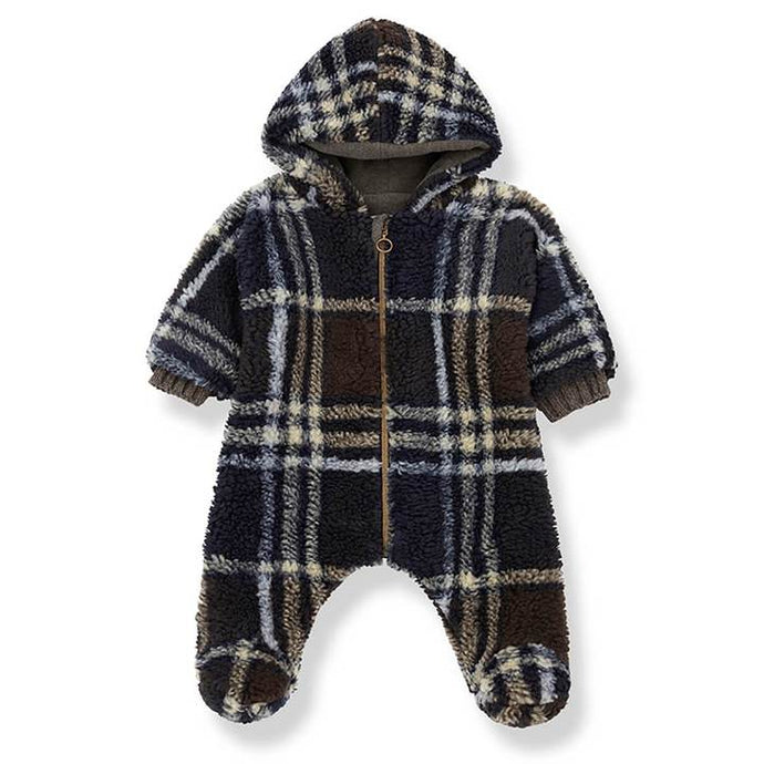 1 + in the family - Durro  Polar Suit - Blue Notte