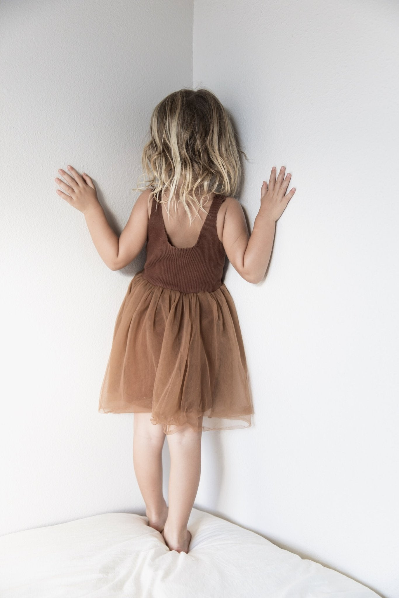 Raised By Water - Sienna Dress - Brown