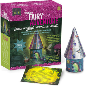 Ann Williams - Craft-tastic Magical Fairy Adventure