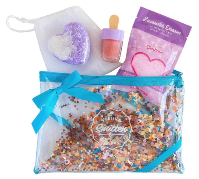 Feeling Smitten - Lavender Dream Travel Set
