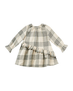 Rylee + Cru - Flannel Hazel Dress - Forest