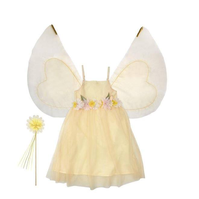 Meri Meri - Flower Fairy Dress Up Costume - 3-4 Years