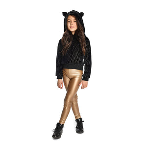 Appaman - Fleece Lined Legging - Gold