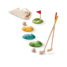 Load image into Gallery viewer, Plan Toys - Mini Golf Full Set