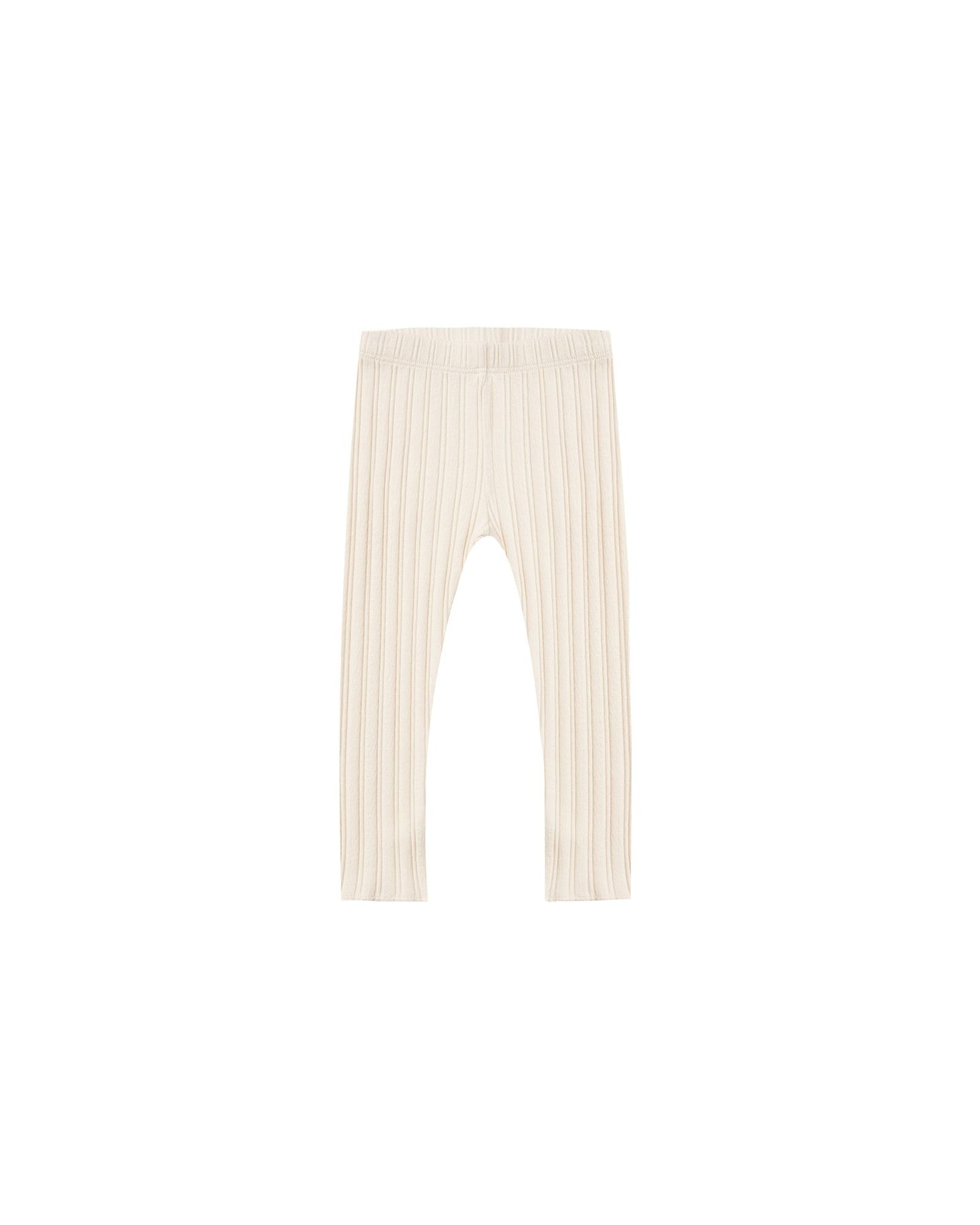 Rylee + Cru - Rib Knit Legging - Natural