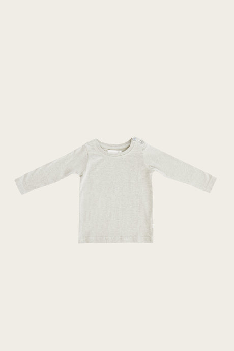 Jamie Kay - Organic Cotton Joe Top - Linen