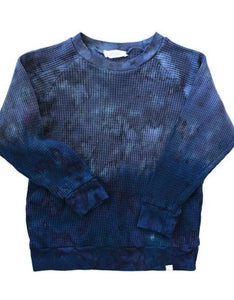 Little Moon Society - Joshie Pullover Cobalt