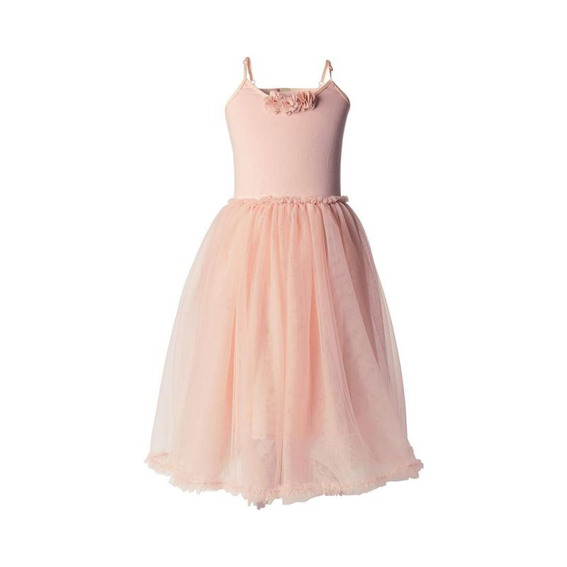 Maileg - Ballerina Dress, 6-8 Years - Rose