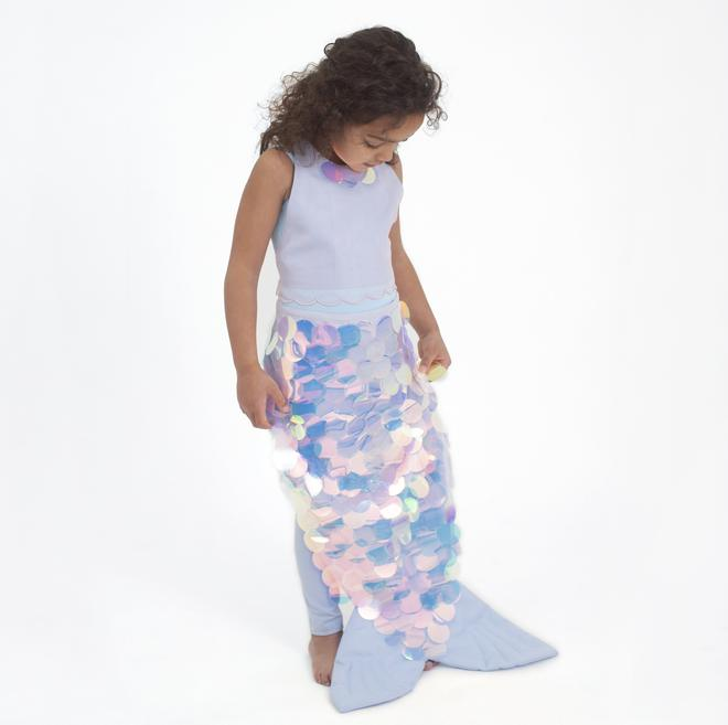 Meri Meri - Mermaid Wrap Dress Up Costume