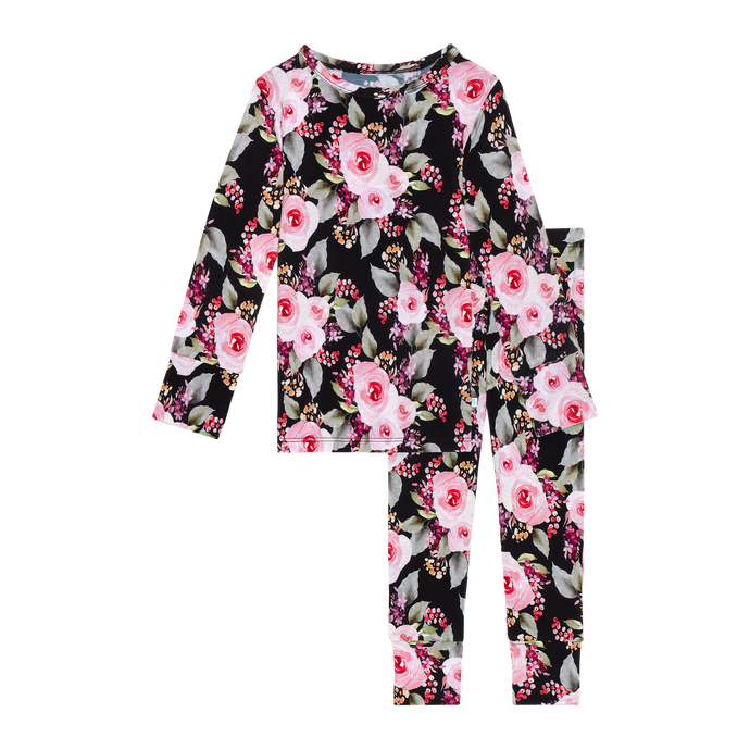 Milana - Long Sleeve Pajamas