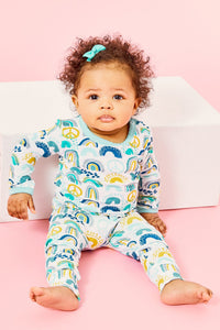 Clover - Rainbow Set - Blue